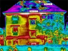 Messung von ganzen Fassaden