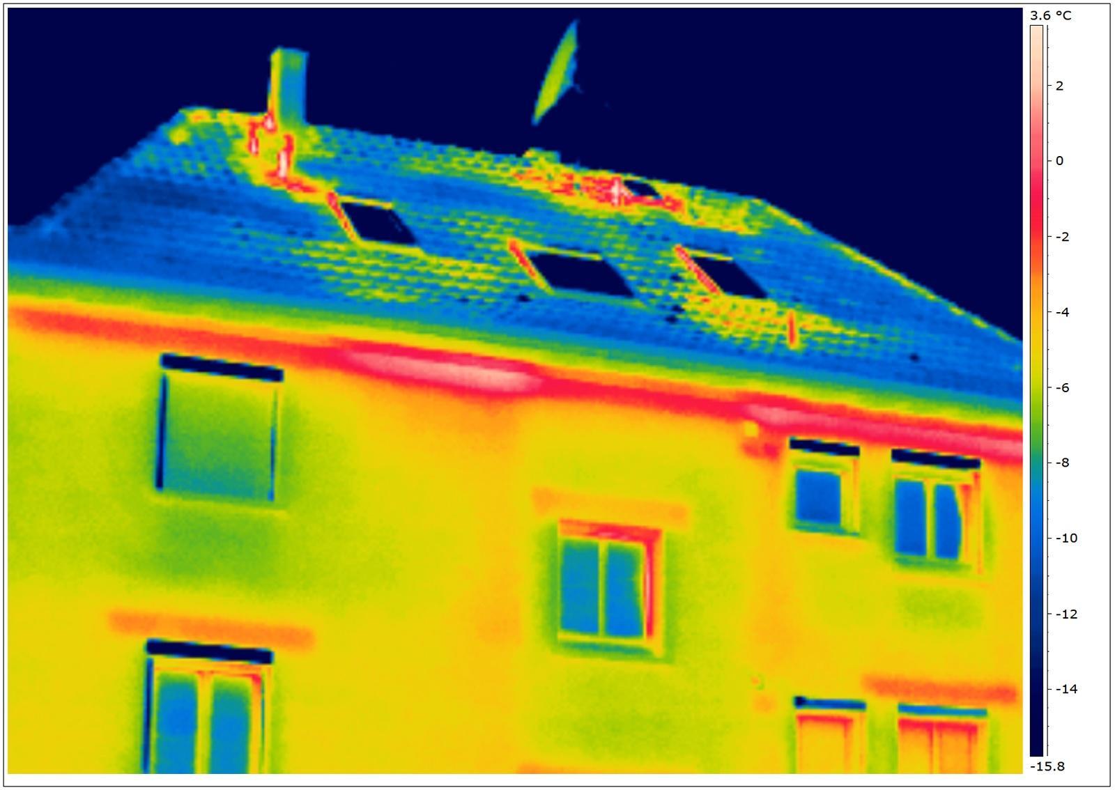 Energieeinsparungen durch Verbesserungen des Wärmeschutzes, insbesondere an Altbauten